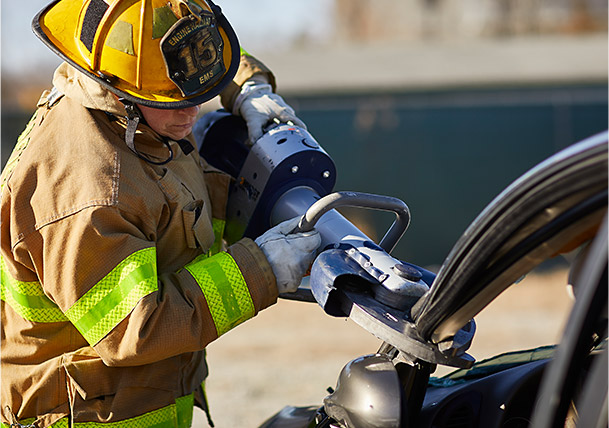 DuPont™ Kevlar® for emergency response